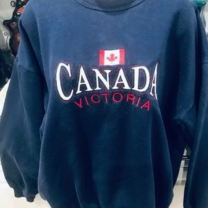Tops - 🇨🇦 Official; Canada logo | pull over  | Large